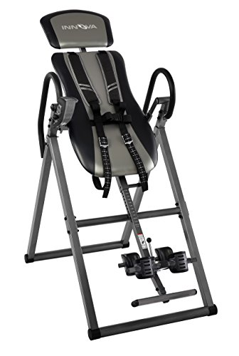 Innova ITX9800 Inversion Therapy Table with Ankle Relief and Safety Features