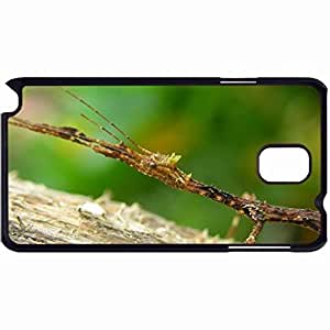 New Style Customized Back Cover Case For Samsung Galaxy Note 3 Hardshell Case, Back Cover Design Insect Personalized Unique Case For Samsung Note 3