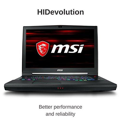 HIDevolution MSI GT75 8RF Titan (GT75-TITAN-057-HID6-US)