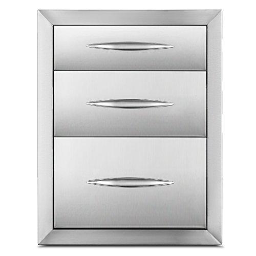 Happybuy Outdoor kitchen drawer 20.25