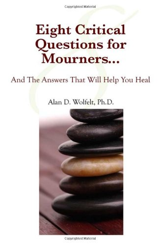 Read Online Eight Critical Questions for Mourners: And the Answers That Will Help You Heal pdf