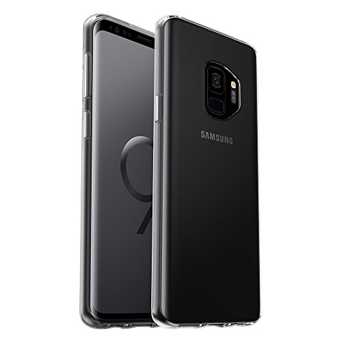 OtterBox SYMMETRY CLEAR SERIES Case for Samsung Galaxy S9 – Frustration Free Packaging – CLEAR