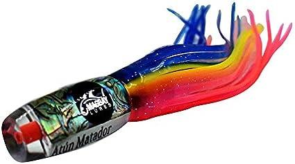 Amazing Marlin Lure Wahoo Tuna Dolphin /& Salfish Panamania Fishing Lure Purple