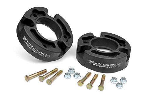 Rough Country - 570-2.5-inch Suspension Leveling Kit - Rough Country Leveling Kit