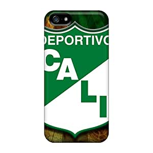 Quality RachelMHudson Case Cover With Deportivo Cali Nice Appearance Compatible With Iphone 5/5s