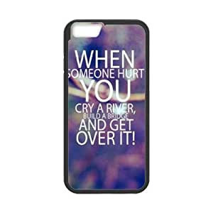 iPhone 6 4.7 Inch Cell Phone Case Black quotes sayings 6 JSK882363