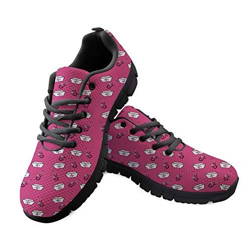 Style Uomo Collo Nopersonality Pink Nurse Basso UYw8Z