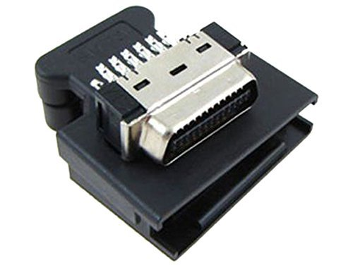 50 Pin MDR Wire-mount Male Connector Sanyo Denki YASKAWA SERVOPACK servo