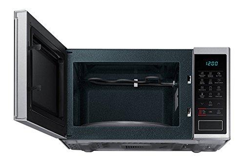 Samsung MG23J5133AT Encimera 23L 800W Plata - Microondas (Encimera ...