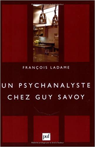 Livres Un psychanalyste chez Guy Savoy pdf ebook