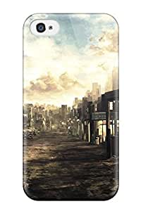 Awesome Case Cover/iphone 4/4s Defender Case Cover(post Apocalyptic)