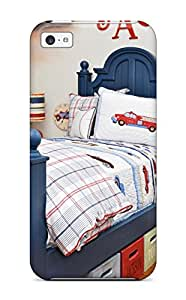 Sarah deas's Shop New Fashion Premium Tpu Case Cover For Iphone 5c - Blue Boy8217s Bed And Transportation-themed Bedding 6467160K25382300