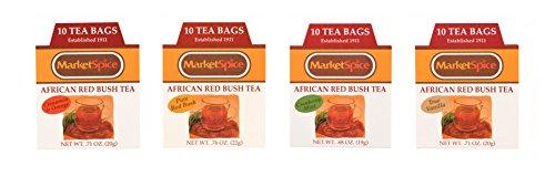 market spice tea red bush - 3