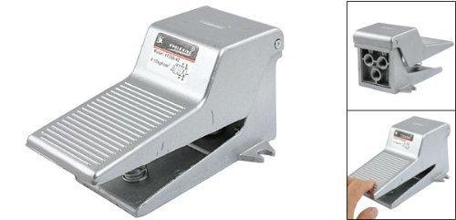 eDealMax in alluminio a 4 vie 2 posizioni valvola pneumatica Pedale