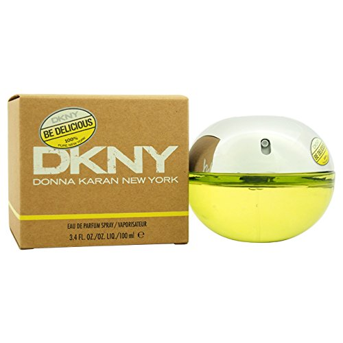 Dkny Be Delicious By Donna Karan For Women. Eau De Parfum Spray 3.4-Ounce Bottle (Para Perfumes Mujer)