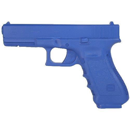Glock 17 Blue Training Gun - WEIGHTED