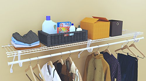 The 8 best closet shelves with rod