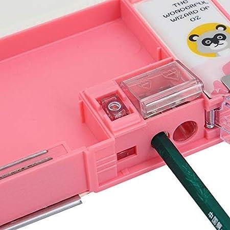 Bonito estuche de plástico con abacus, compañero de aprendizaje: Amazon.es: Hogar
