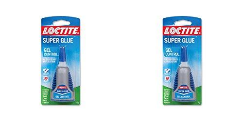 Loctite Super Glues (LOC1364076), 2 - Super Glue 2 Pack