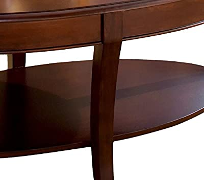 """Steve Silver Company Troy Cocktail Table, 48"""" W x 28"""" D x 20"""" H"""