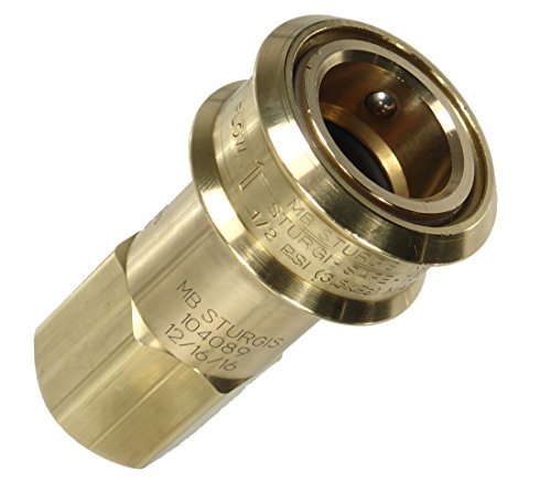 3/4″ Natural Gas/Propane Quick Disconnect