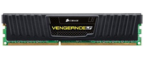 Corsair CML8GX3M1A1600C10 Vengeance 8GB (1x8GB) DDR3 1600 MHz (PC3 12800) Desktop Memory 1.5V