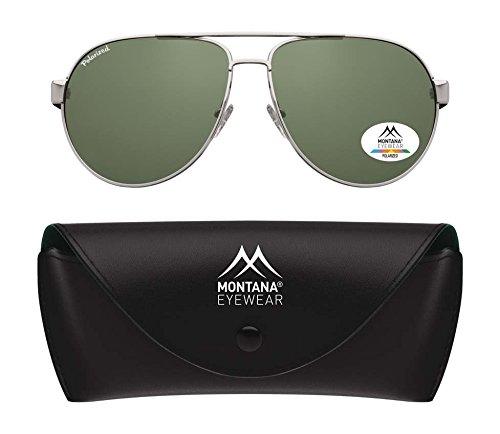 brillante sol Sunoptic bronce de MP98A Gafas gafas de Montana Oxvznv