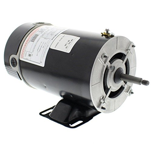 A.O. Smith BN36 0.75 HP 1.0 SF 2 Speed 115V Above Ground Pool or Spa Pump Motor by A. O. Smith