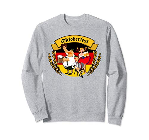Best Funny Fun Cute Oktoberfest Sweatshirts Sweater Quotes -