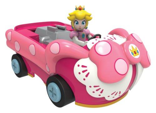 K'NEX Nintendo Mario Kart 7 Princess Peach Pullback Birthday Girl Kart (Princess Pull)