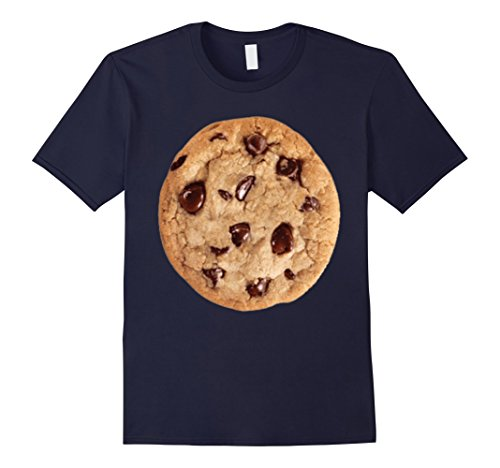 Mens Cookie last minute Halloween funny matching costume