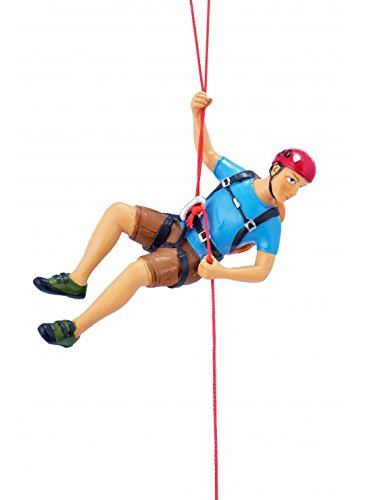 Male rock climber Christmas ornament ... - 40 Amazing Stocking Stuffers For Rock Climbers - Gift Canyon