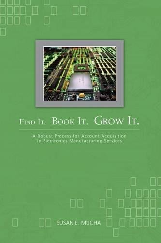 Find It  Book It  Grow It   A Robust Process For Account Acquisition In Electronics Manufacturing Services