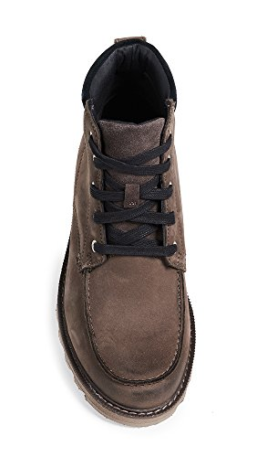 Waterproof Bruno Men's Madson Toe Moc Boots SOREL Black AIURzY