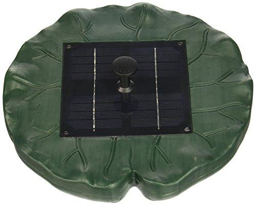 (GSL SS-GSL-APP005B Energy Saving Solar Floating Lily Fountain)