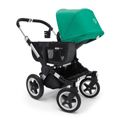 Donkey Stroller Special Edition Tailored Fabric Set Color: Green
