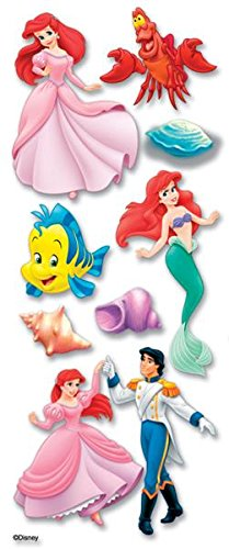 Disney Little Mermaid Dimensional