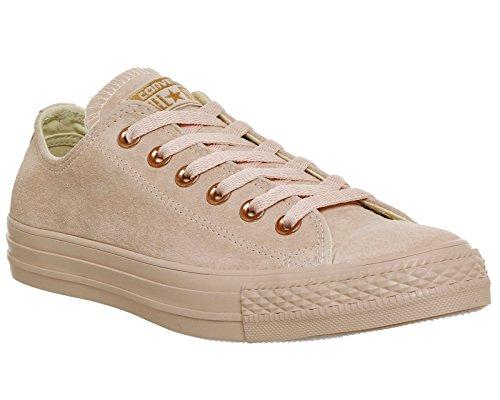 Lea Chuck blush Gold Core Ox Bisque Taylor Unisex Converse Adulto Sneaker 14q7Rd4n