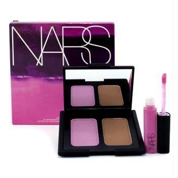 Amazon.com: NARS Lose Yourself Blush/Bronzing Powder Duo & Lip ...