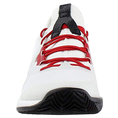 adidas Bounce Tennis White/Scarlet/core Black, US