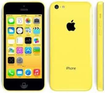 """TIM iPhone 5c 16GB 4"""" SIM doble 4G Amarillo: Amazon.es"""