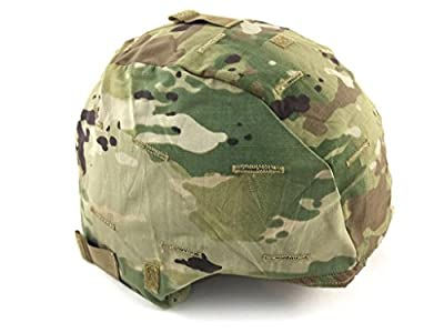 MSA Advanced Combat Helmet (ACH), Multicam by MSA