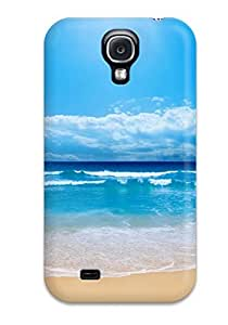 Excellent Design Clear Blue Skies Phone Case For Galaxy S4 Premium Tpu Case