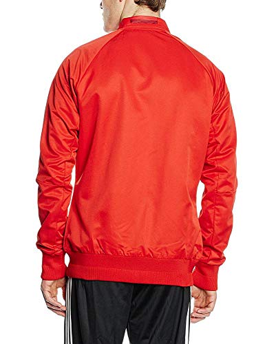 Wo Fcb Adidas Color azul Hombre Bayern blanco Anth Para Fc Chaqueta Jkt Rojo q1tpx1