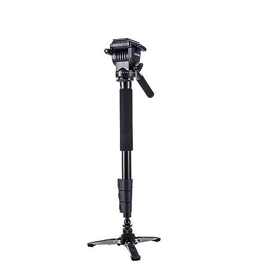 XXQ Soporte para cámara SLR, bastón de Trekking portátil, Soporte ...