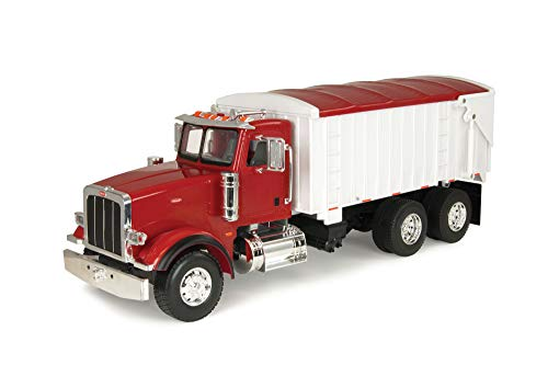 (Ertl Big Farm 1:16 Peterbilt Model 367 With Grain Box)