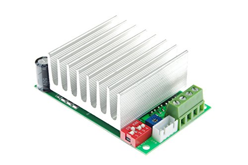 KNACRO TB6600 4.5A Stepper motor drives Driver Board Controller Single axis controller DC 10-45V by KNACRO