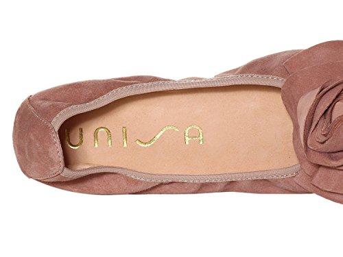 UNISA Printemps Ballerina Donna Primavera 2018 Scarpe Kidsuede Estate AYEAR grCwg6q