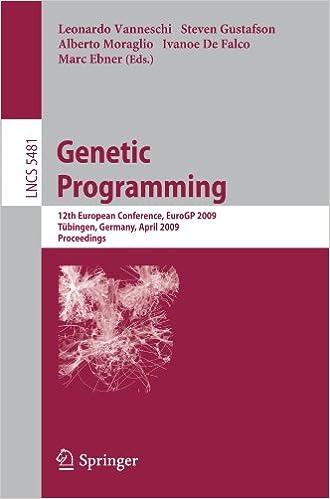 Genetic Programming: 12th European Conference, EuroGP 2009
