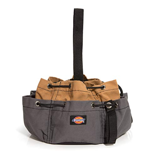 Dickies Work Gear 57004 Grey/Tan Parachute Bag by Dickies Work Gear